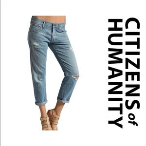 NWT Citizens of Humanity Dylan Boyfriend Jeans